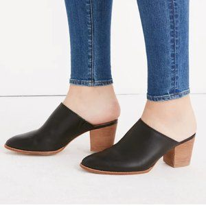 Madewell The Harper Mule Size 6 New in Box, NWT 6